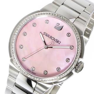 SWAROVSKI - 値下げ 新品 スワロフスキー SWAROVSKI 腕時計 レディース