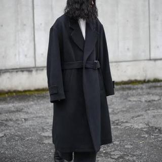 SUNSEA - stein 19aw oversized less coat