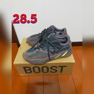 アディダス(adidas)の出品16日まで adidas Yeezy boost 700 MAUVE(スニーカー)