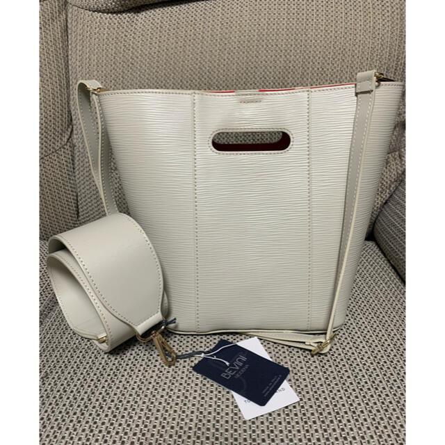 TOMORROWLAND(トゥモローランド)のトゥモローランド 4way本革バッグ レディースのバッグ(ショルダーバッグ)の商品写真