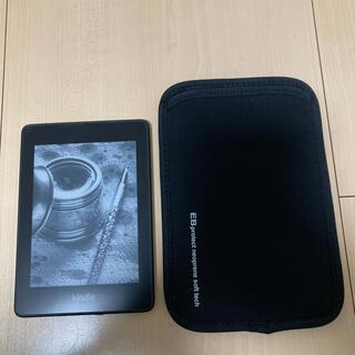 Kindle Paperwhite  防水機能搭載 Wi-Fi 32GB (電子ブックリーダー)