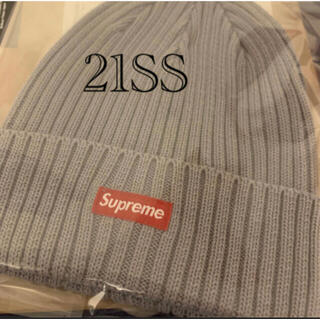"Supreme - Supreme Overdyed Beanie ""Grey"""