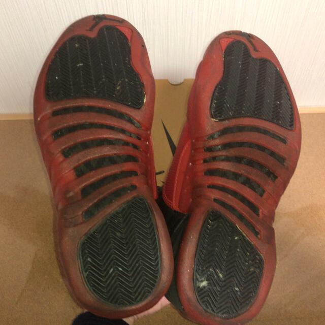 NIKE(ナイキ)のジョーダン12 メンズの靴/シューズ(スニーカー)の商品写真