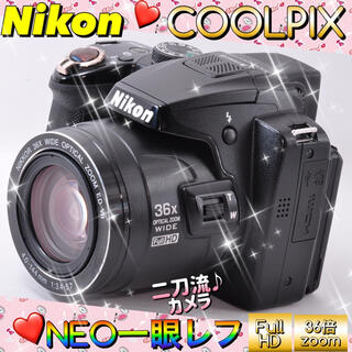 Nikon - 春【大変好評♪】❤ニコンクールピクス❤Nikon❤ネオ一眼レフ❤ カメラ女子