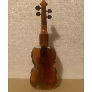 サントリー - 未開栓サントリー特製ボトル(バイオリン型 )ウィスキー700ml 43%