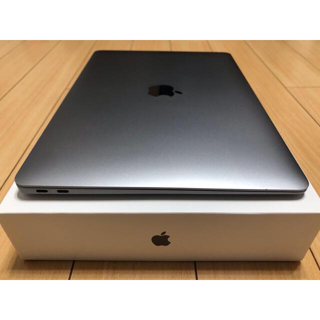 Mac (Apple)(マック)のMacbook air 2019 i5Ram8GbSsd128Gb Office スマホ/家電/カメラのPC/タブレット(ノートPC)の商品写真