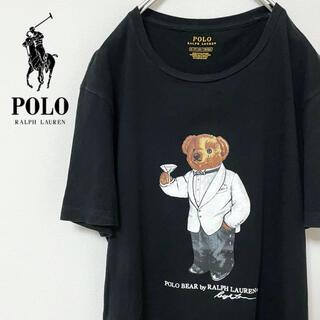 POLO RALPH LAUREN - 【希少】ポロラルフローレン⭐︎ベアー Tシャツ