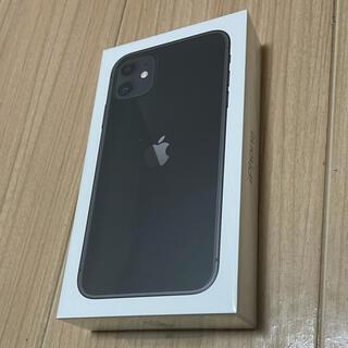 Apple - iPhone 11 ブラック 128 GB SIMフリー
