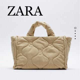 ZARA - ZARA キルティングバック