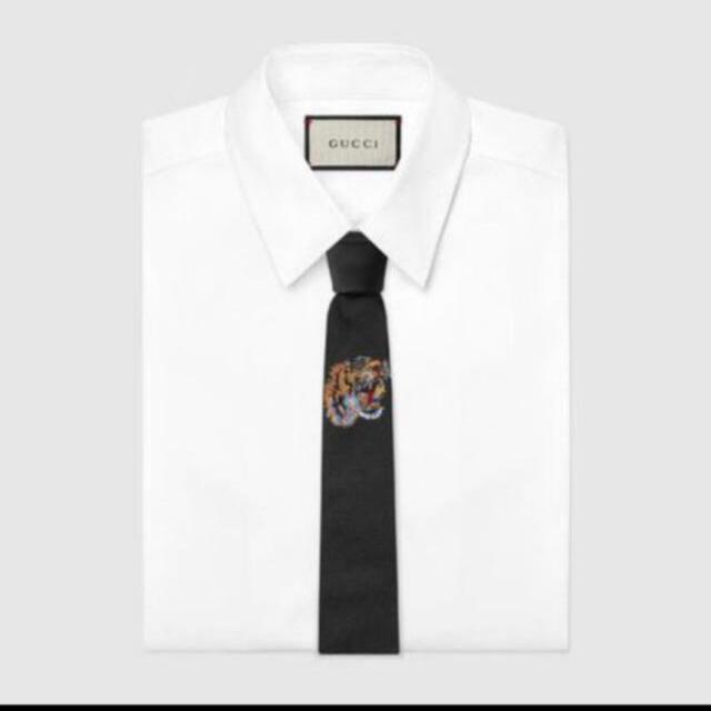 Gucci(グッチ)のGUCCI ネクタイ 虎 メンズのファッション小物(ネクタイ)の商品写真
