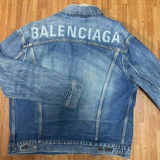 バレンシアガ(Balenciaga)のバレンシアガ デニムジャケット(Gジャン/デニムジャケット)