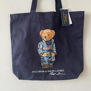 POLO RALPH LAUREN - POLO BEAR ポロベアー トートバッグ エコバッグ