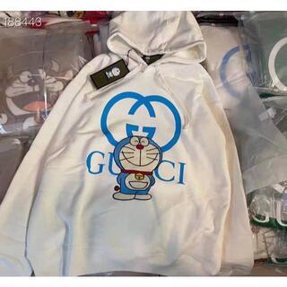 Gucci - GUCCI ドラえもんコラボ パーカー 男女兼用