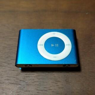 アイポッド(iPod)のiPod shuffle 第二世代 1GB Apple(ポータブルプレーヤー)