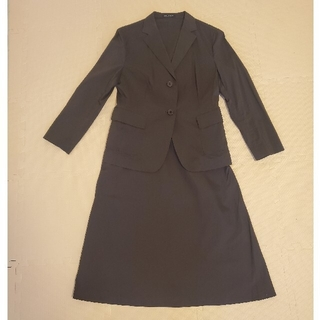 コムサデモード(COMME CA DU MODE)のコムサデモード スーツ パンツ スカート ブラウン(スーツ)
