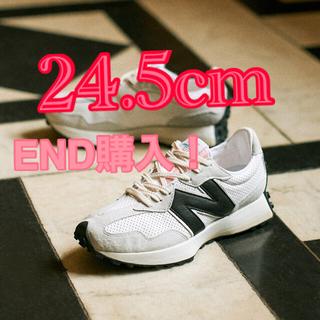 ニューバランス(New Balance)の最終値下 New Balance Casablanca 327 24.5cm(スニーカー)