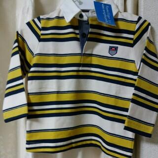 ファミリア(familiar)の100cm新品台湾ファミリア長袖カットソーfamiliar(Tシャツ/カットソー)