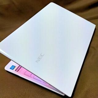 NEC - 高スペック/第3世代 i7/4コア/高速 SSD/LaVie/ノートパソコン