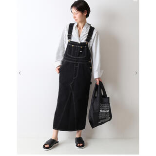 FRAMeWORK - FRAMeWORK 【Lee】別注 ローバックジャンパースカート