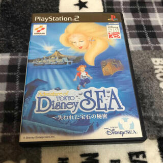 PlayStation2 - Adventure of TOKYO DisneySEA〜失われた宝石の秘密〜