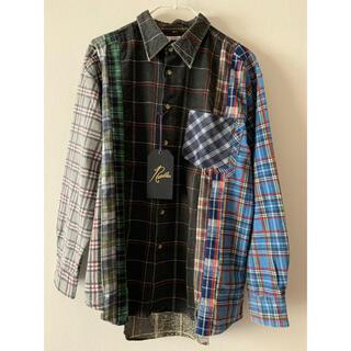 Needles - ★M★NEEDLES Flannel Shirt - 7 Cuts Shirt