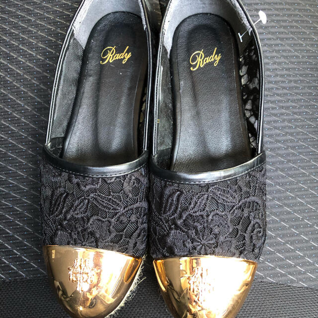 Rady(レディー)のRady スリッポン レディースの靴/シューズ(スリッポン/モカシン)の商品写真