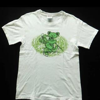 ロキエ(Lochie)のVintage grateful dead beartシャツ グレイトフルデッド(Tシャツ(半袖/袖なし))