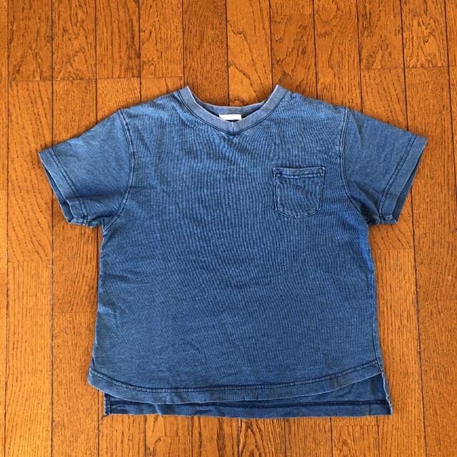 GU(ジーユー)のGU[140]男の子Tシャツ キッズ/ベビー/マタニティのキッズ服男の子用(90cm~)(Tシャツ/カットソー)の商品写真