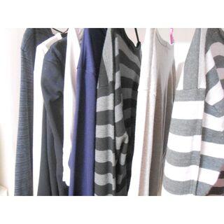 インプ(imp)の★春物8着まとめ売り 長袖 Tシャツ ニット ボーター インプローブス(Tシャツ/カットソー(七分/長袖))