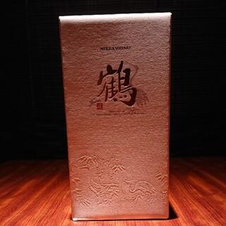 ニッカウヰスキー - ki様 商談成立 ki様専用  ニッカ 鶴 余市蒸留所 限定販売 5本セット