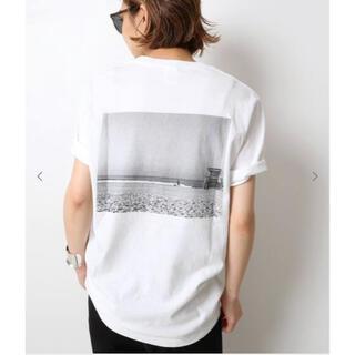 DEUXIEME CLASSE - 新品未使用 Photo Tシャツ
