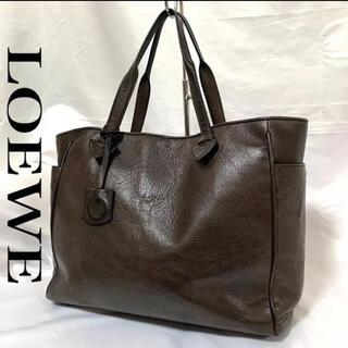 LOEWE - ✨人気✨LOEWE ロエベ ヘリテージトートバッグ  レザー