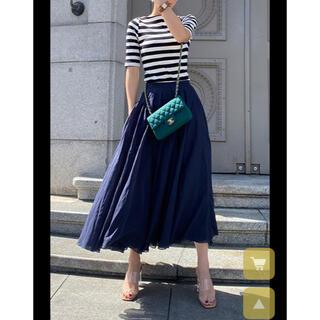 MADISONBLUE - 新品タグ付き 大人フレンチルックエアリースカート Sサイズ JENNE