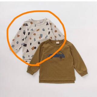 petit main - プティマイン ロンT  Tシャツ 長袖