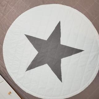 ザラホーム(ZARA HOME)のTRICKHOLIC 星柄ラグ (ベビー布団)