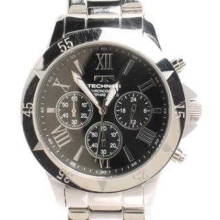 TECHNOS - テクノス TECHNOS 腕時計 クロノグラフ   T4274 メンズ
