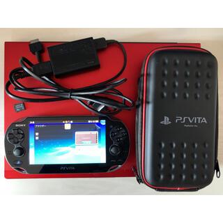 PlayStation Vita - お得‼︎ psvita メモリーカード8GB &ケース付き!