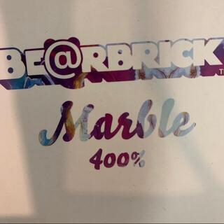 MEDICOM TOY - 【最安値】BE@RBRICK marble 400% ベアブリック マーブル