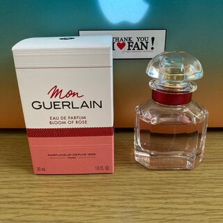 GUERLAIN - ゲラン香水 モンゲランブルームオブローズ