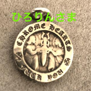 Chrome Hearts - クロムハーツ  エンジェルメダル チャーム ネックレストップ