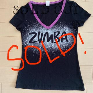 ズンバ(Zumba)のzumbaTシャツ S•*¨*•.¸¸♪•*¨*•.¸¸♬︎(その他)