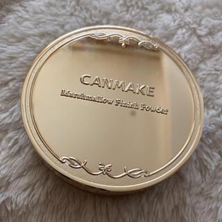 CANMAKE - キャンメイク マシュマロパウダーMO マットオークル