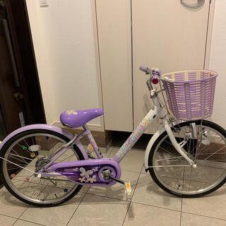 ブリヂストン(BRIDGESTONE)のブリヂストン20インチ エコパル (自転車)