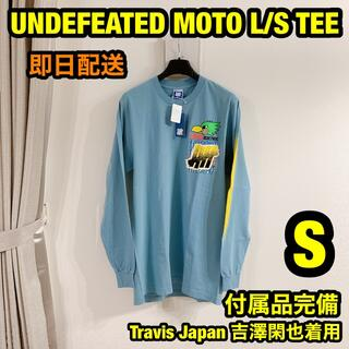 UNDEFEATED - S UNDEFEATED アンディフィーテッド ロングTシャツ トラジャ吉澤閑也