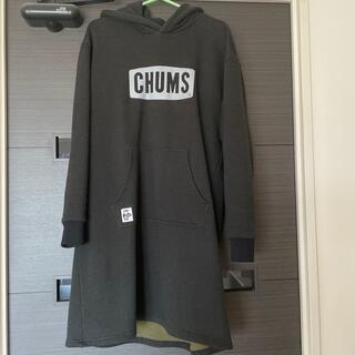CHUMS - CHUMS チャムス ロゴパーカードレス