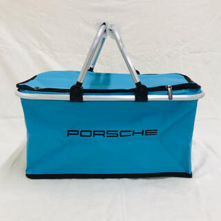 ポルシェ(Porsche)のポルシェ ノベルティ クーラーバッグ 2 保冷バッグ 保冷(ノベルティグッズ)