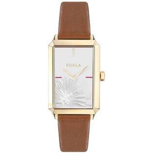 Furla - ♥︎ フルラFURLA♥︎腕時計 ダイアナ ブラウンレザーベルト♥︎
