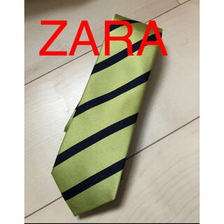ZARA - 美品★ZARA メンズ ネクタイ
