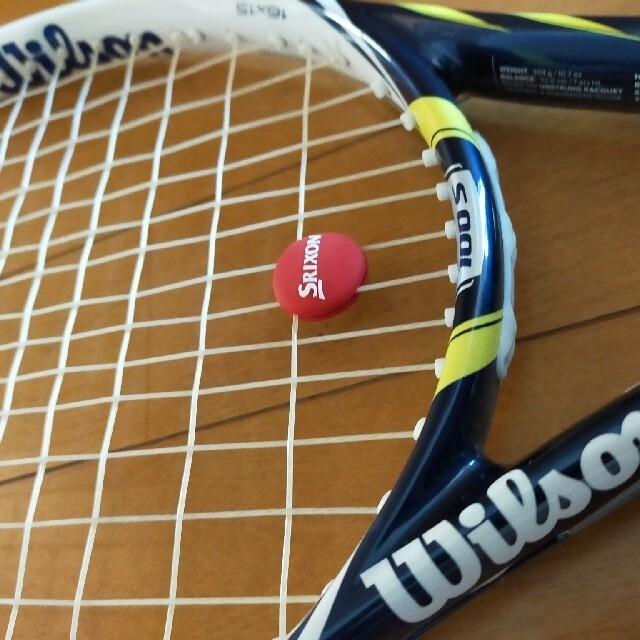 wilson(ウィルソン)のテニスラケット WILSON JUICE100S スポーツ/アウトドアのテニス(ラケット)の商品写真