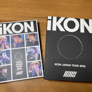 iKON - iKON JAPAN TOUR 2016  Blu-ray+CD  おまけ付き